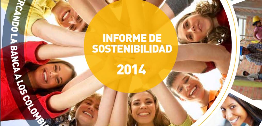 Iinforme de Sostenibilidad Asobancaria 2014