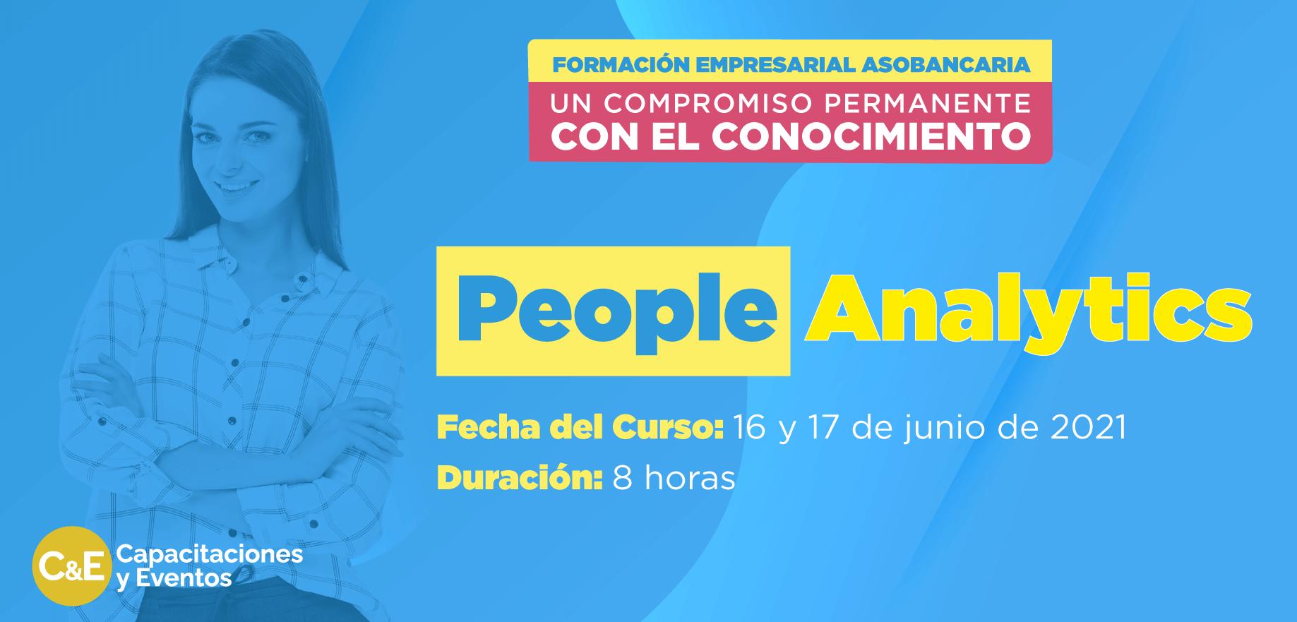 capactacion people analytics - asobancaria