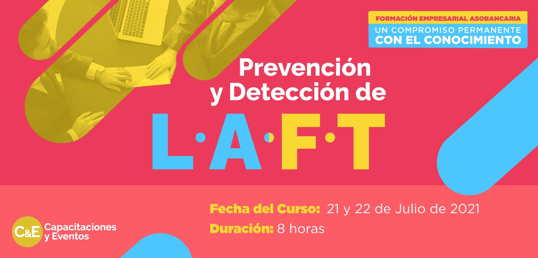 Capacitación Prevención y detección de LAFT Asobancaria