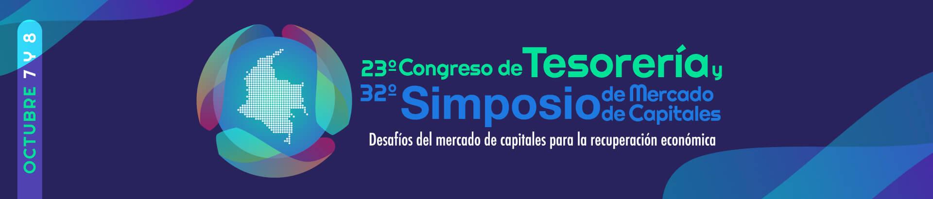 evento 23 congreso de tesoresia asobancaria