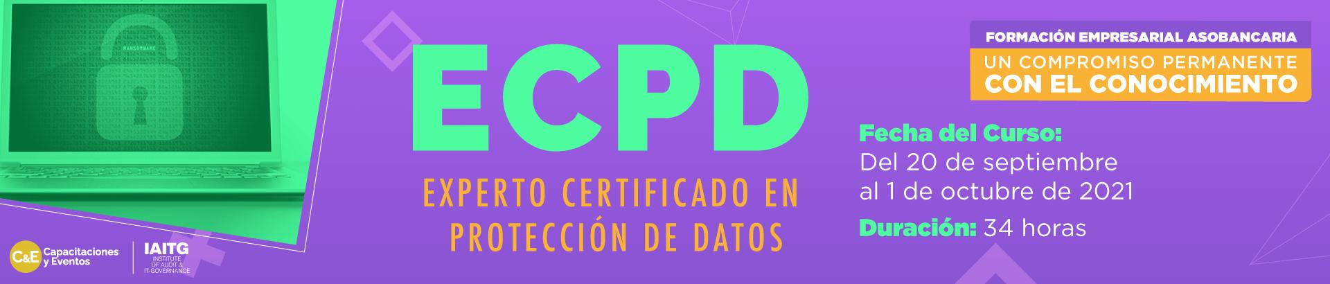 capacitacion experto certificado en proteccion de datos - asobancaria