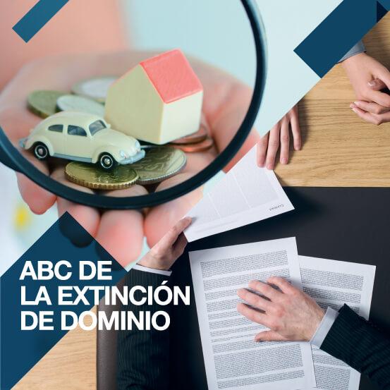 ABC de la extinción de dominio