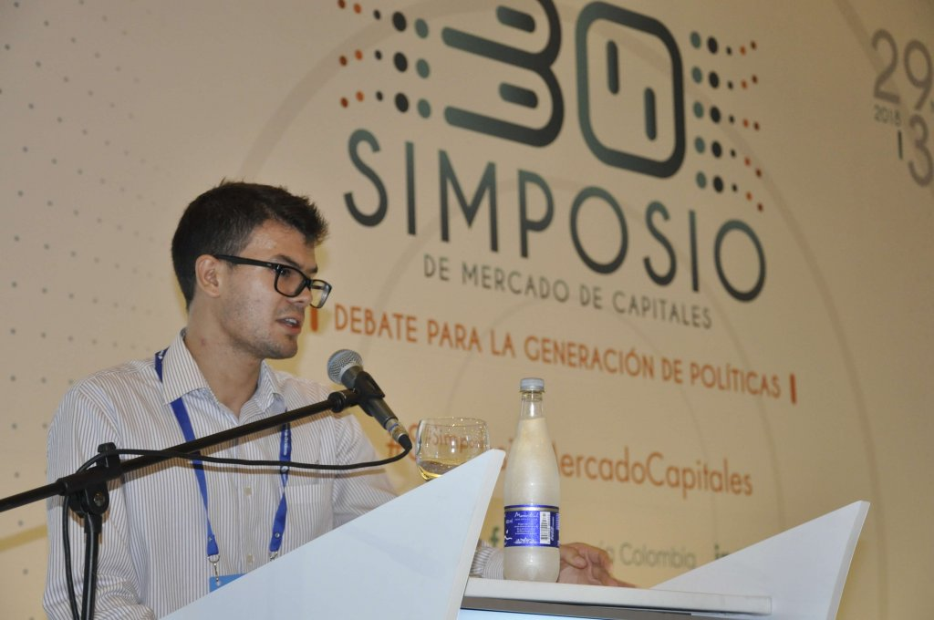 6. Juan Esteban Isaza - Ganador Call for Papers 2018